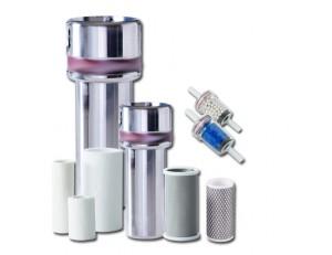 Filtres pour laboratoire Filtres haute pression et speciaux