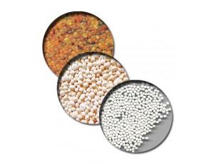 DESSICANTS pour sécheurs d'air par adsorption.