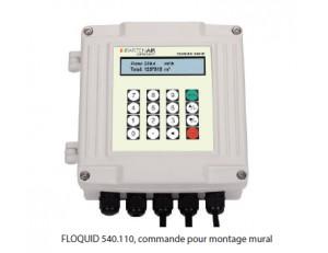 Contrôleur Ultrasonic de fluides - FLOQUID