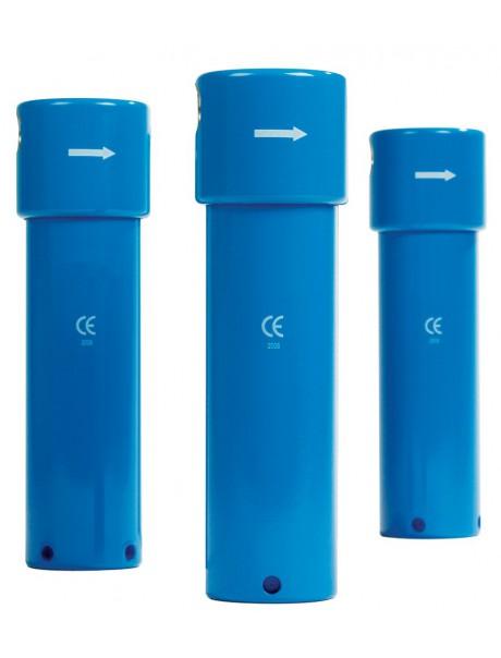 Filtres moyenne pression (Gammes Aluminium)