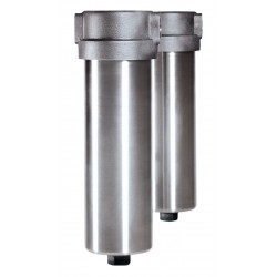 Filtres haute pression (Gammes acier oxydable)