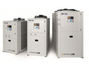 Groupes eau glacée FRIOPLUG - 7 kW à 128 kW